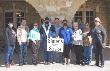 November 2020 Business Spotlight – Slater's Phone Service