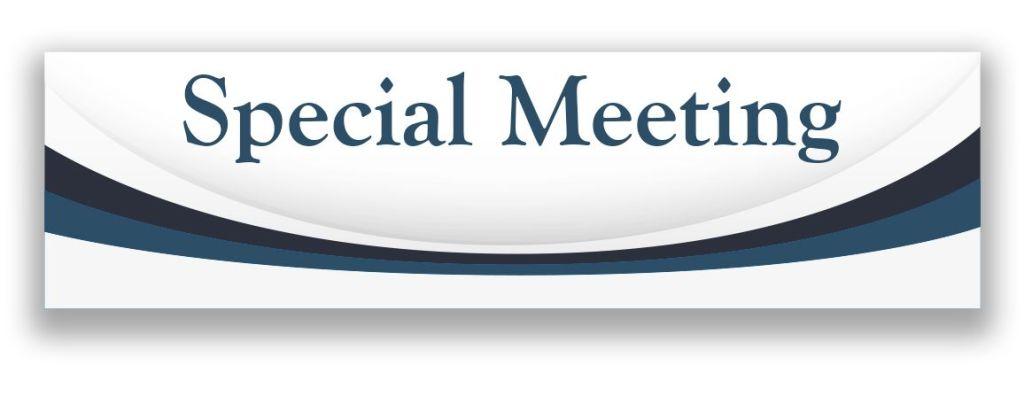December 21, 2020 4A Special Agenda