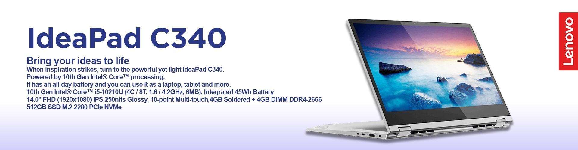 IdeaPad C340-2