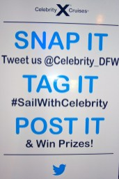 @Celebrity_DFW with #SailWithCelebrity = So much fun!