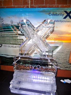 Loved the extra attention of detail sony by Celebrity Cruises DFW