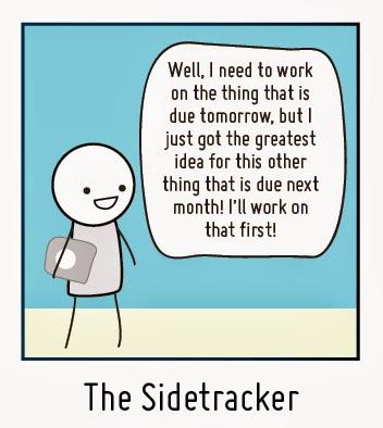 The Sidetracker