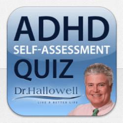 ADHD Self-Assessment Quiz