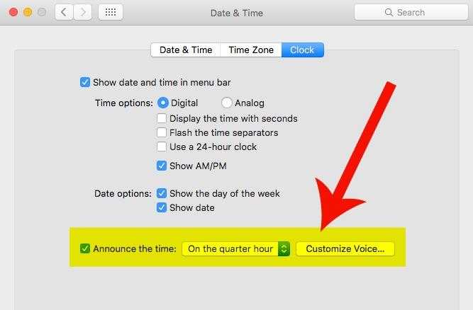 Apple iOS Time Announce