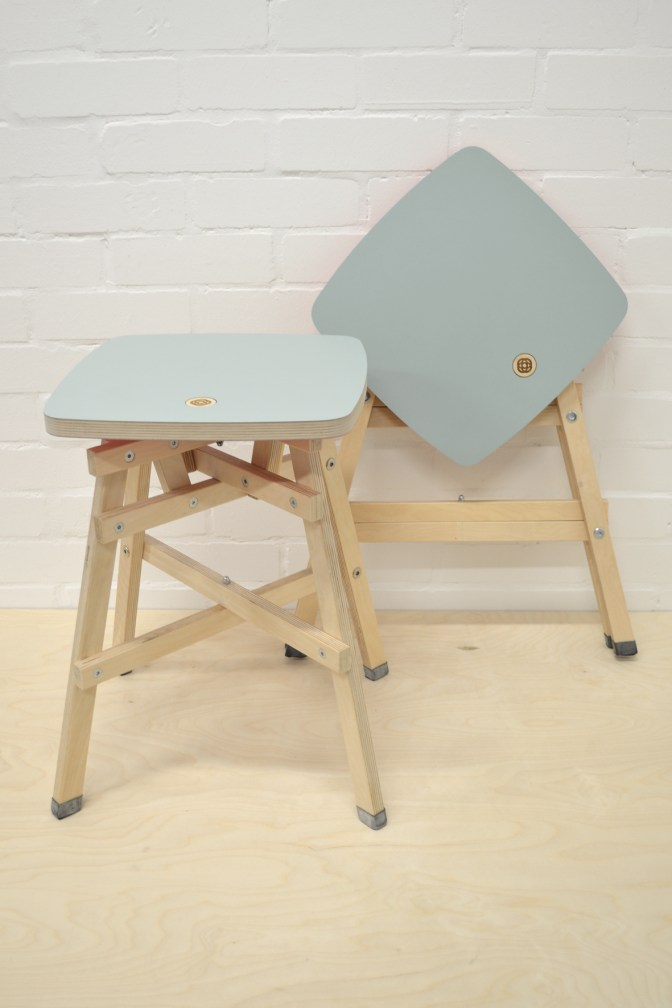 Fortuitous Novelties Collapsible Furniture