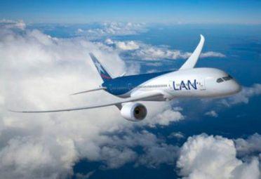 LAN. Anuncia la compra de nuevo aviones.