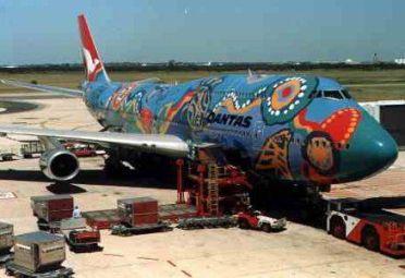 QANTAS. Abandona los vuelos a Buenos Aires
