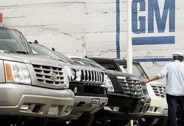 GM. Sobrepasa a Toyota.