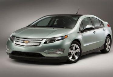 VOLT. Primer auto eléctrico en serie de GM.