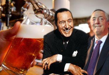 AL GRAN PUEBLO ARGENTINO SALUD. El peronismo y kirchnerismo ya tienen cerveza propia.