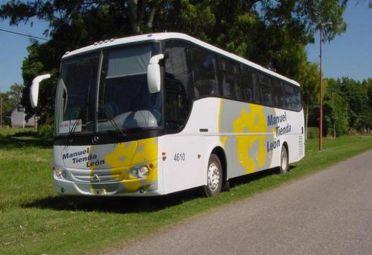 MANUEL TIENDA LEÓN. La Cámpora quiere competir de lleno con la empresa de buses.