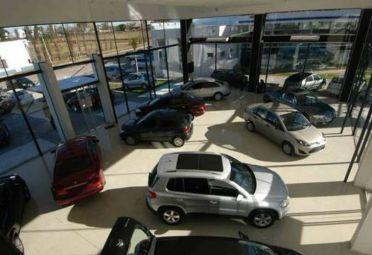 MENOS CONCESIONARIAS. Fiat podría reducir su círculo de ventas.