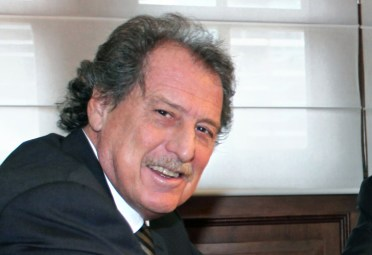 JORGE BRITO. El banquero criticó duramente al ministro Azel Kicillof. (Foto: CEDOC).