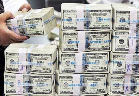 El dólar cerró a la baja, pero la tasa volvió a subir