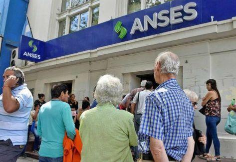 ANSES publicó el calendario de pagos de la semana
