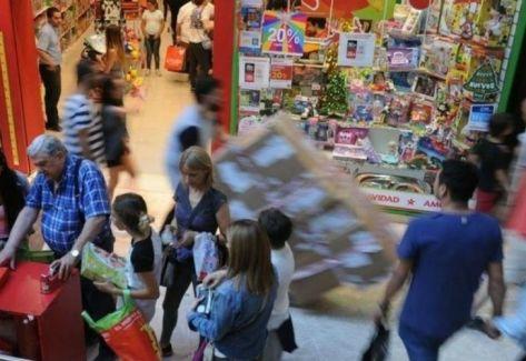 Abril: cayeron 13,4 % las ventas minoristas