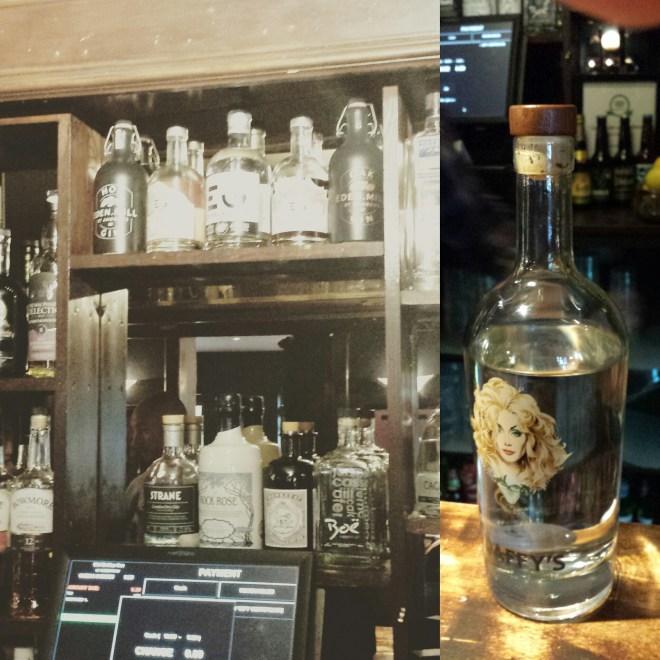 Sampling local gins