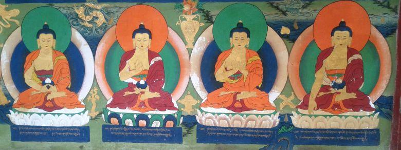 Buddhist Stances