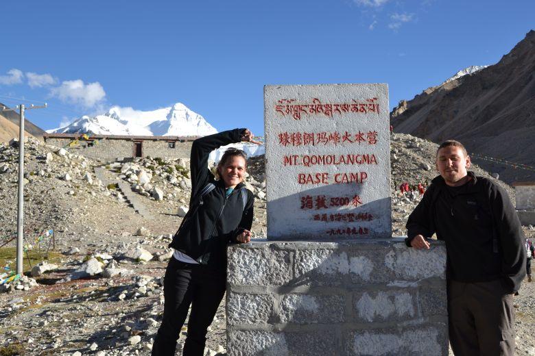 Everest Sign