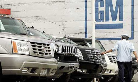 GENERAL MOTORS. Vende más autos en China.