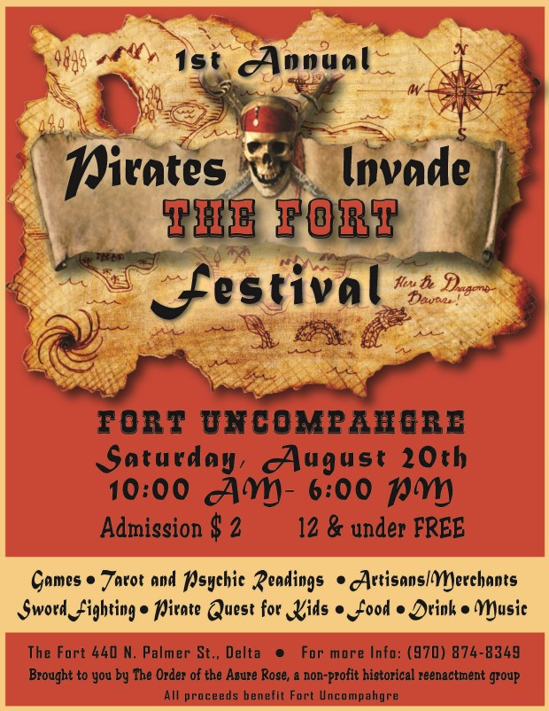Pirates Invade the Fort-1st Annual 2016 (2)