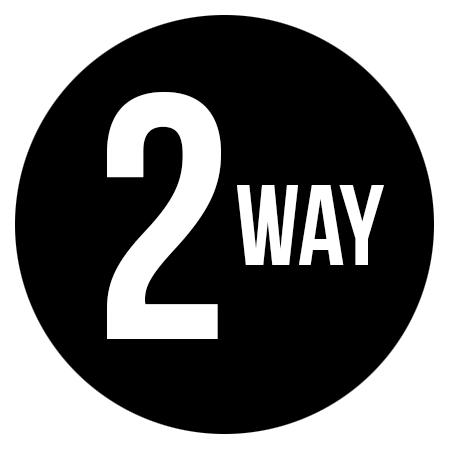 • 24 Step Independent Rebound • 24 Step Independent Compression