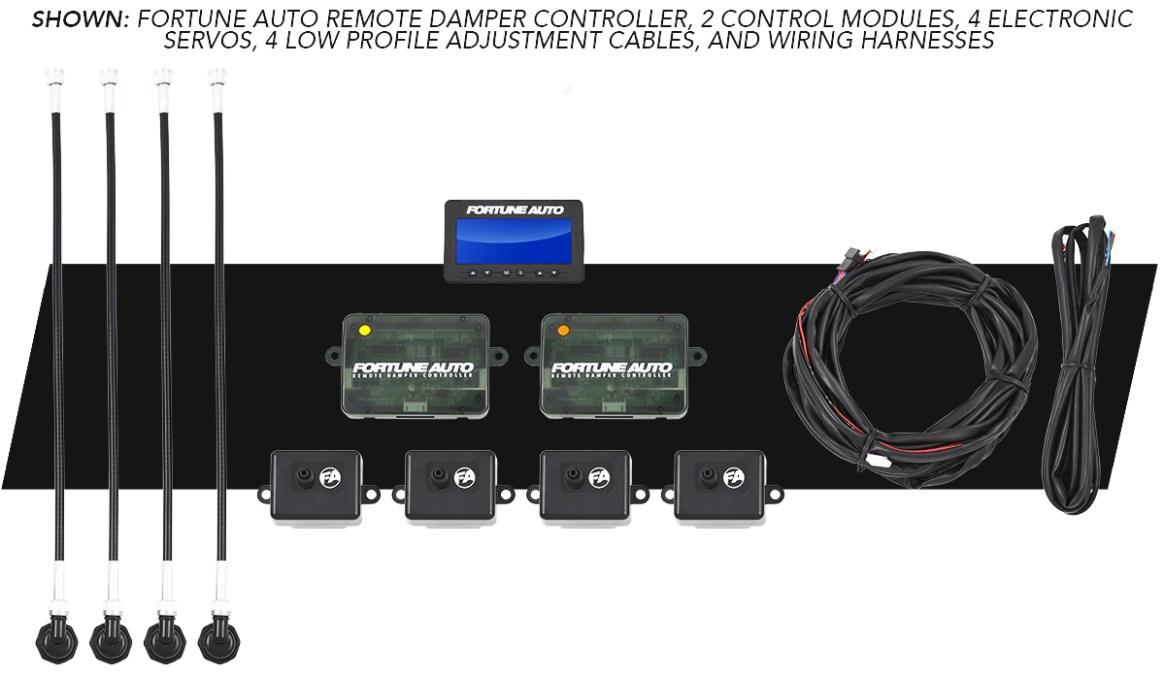 Remote Damper Controller