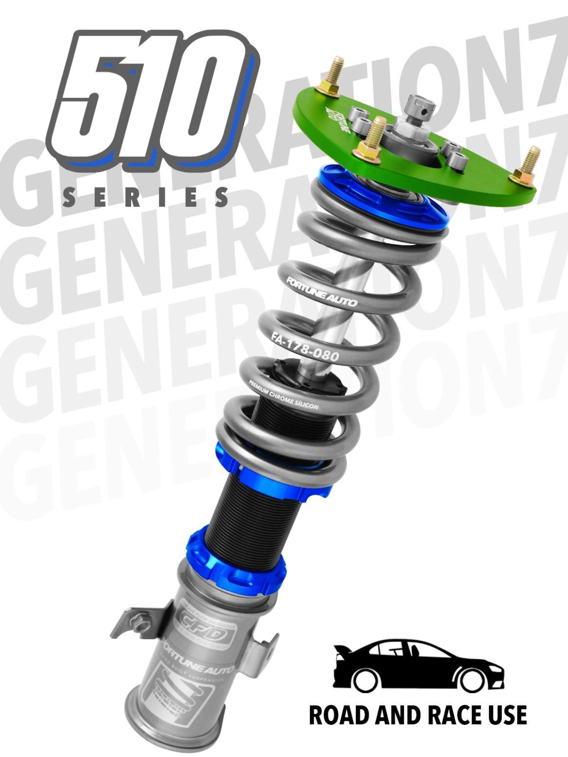510 Series Generation 7