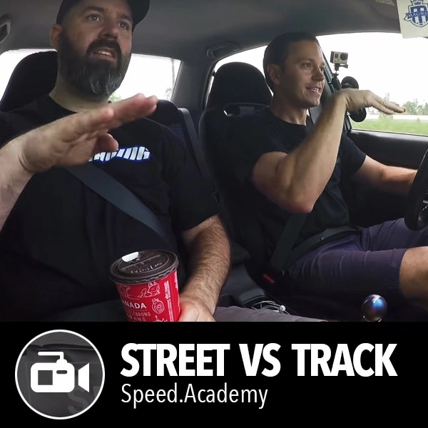 street vs track coilovers with fortune auto and speed academy