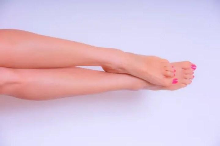 足の指のほくろの位置で恋愛傾向が分かる6のほくろ占い