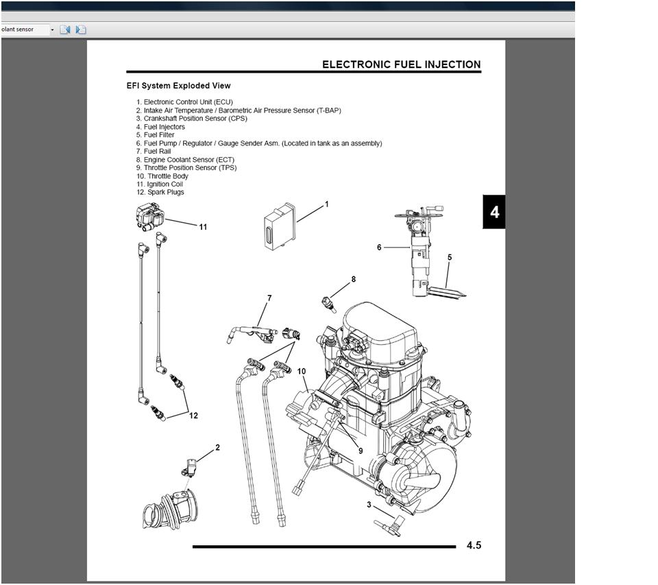 medium resolution of  rzrtemp help with coolant temperatures page 5 polaris rzr forum rzr wiring diagram for 2010