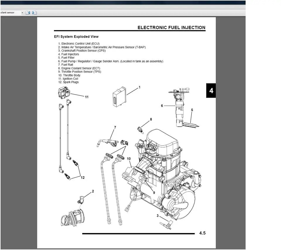 hight resolution of  rzrtemp help with coolant temperatures page 5 polaris rzr forum rzr wiring diagram for 2010