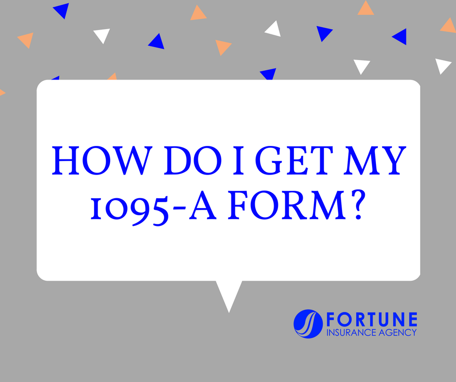 1095-A Form – Fortune Insurance Agency