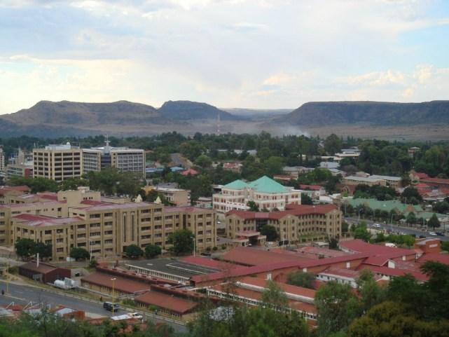 Maseru City