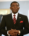 EQUATORIAL GUINEA African Presidents