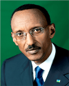 RWANDA African Presidents