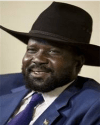SOUTH SUDAN African Presidents
