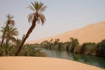 Natural resources of Libya