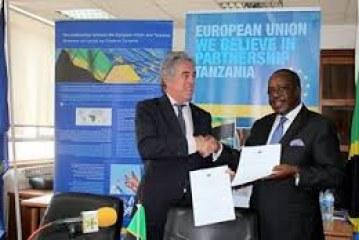Development Partners with Tanzania