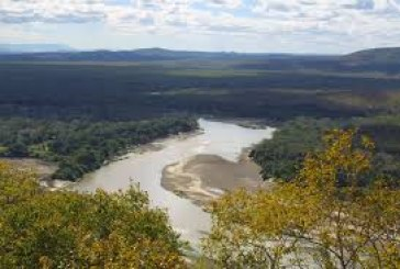 The Luangwa River, the most intact major river system in Africa.
