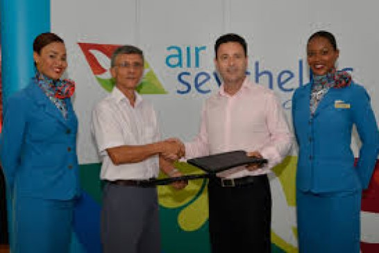 Development Partners with Seychelles