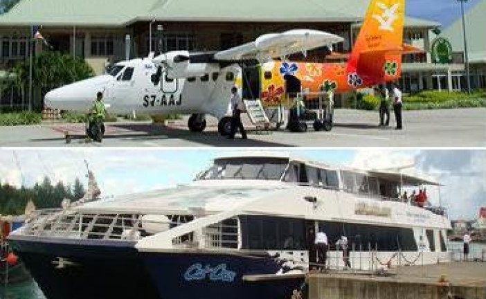 Transport System in Victoria Seychelles