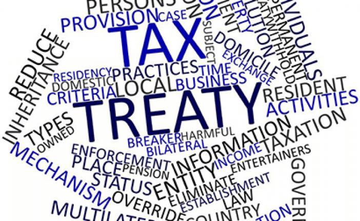 Double Taxation Treaties in Chad