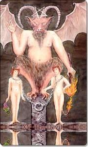 The Devil - Reversed