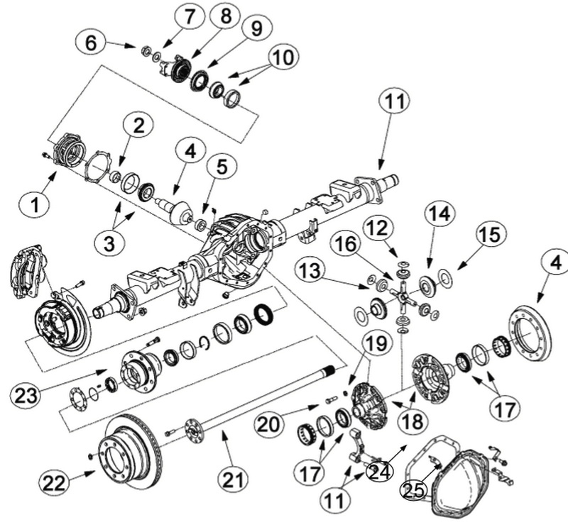 2006 Chevy Silverado Parts Diagram 26060977 • Wiring