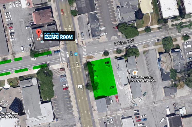 Contact Us Escape Fort Wayne Escape Room To Escape Parking