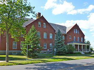 Plattsburgh Barracks  FortWiki Historic US and Canadian