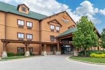Comfort Inn Fort Wood Hotels