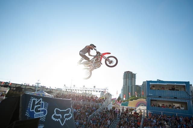 極限表演 Photo Credit: Shane Kuhn / Calgary Stampede
