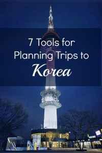 Tools to Korea
